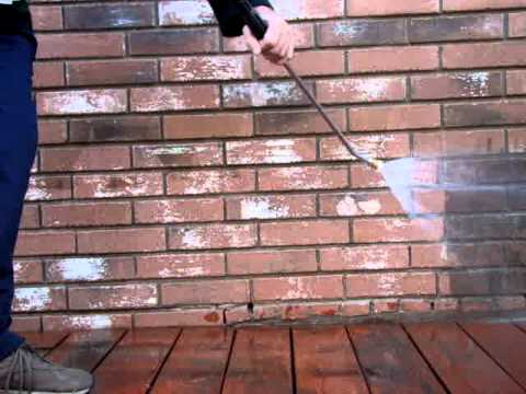 Walls Pressure Cleaning Sydney